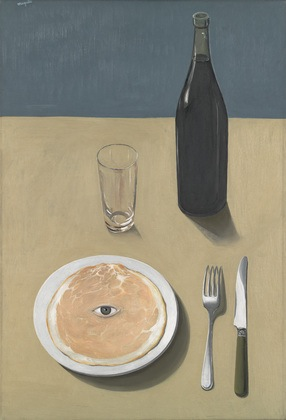 René Magritte: The Portrait