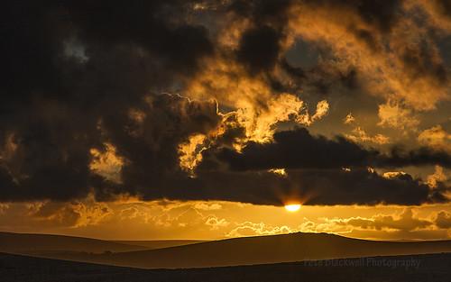 Dartmoor Sunset 4 ( Explore 18.11.13 )