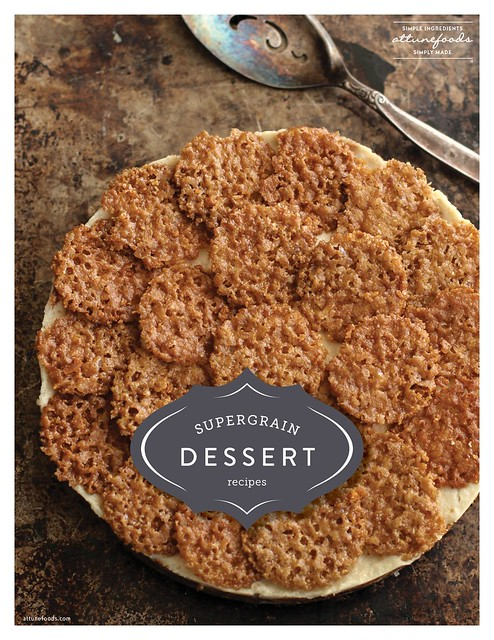 Supergrain Dessert Ebook