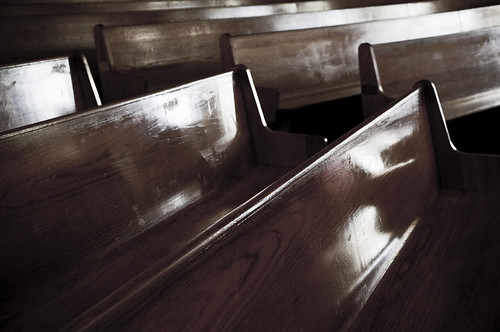 Pews by petetaylor
