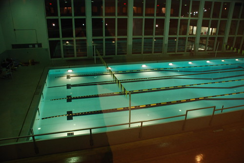 The RAD Center's pool...