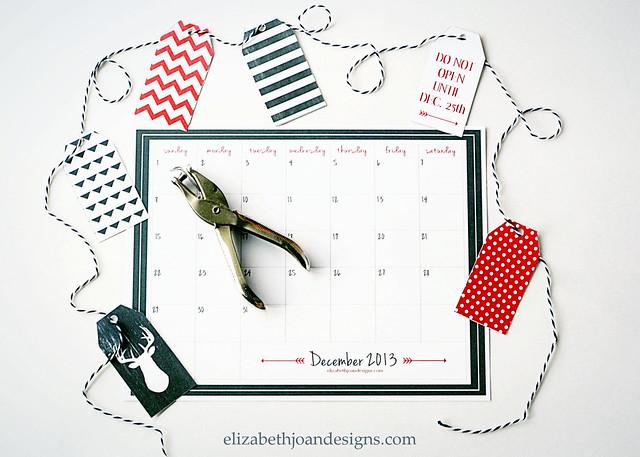December 2013 Printables 1