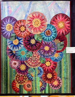 French Star Flowers~ Judy Mathieson