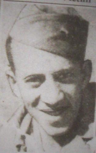 Pvt. Robert Brooks
