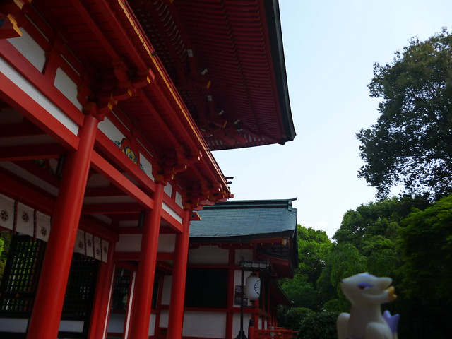 Photo:Mienshao in Otsu, Shiga 7 (Oumi Jingu Shrine) By Kasadera