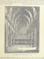 """British Library digitised image from page 255 of """"Old and New London; illustrated. A narrative of its history, its people, and its places [vol. 1, 2,] by Walter Thornbury (vol. 3-6, by E. Walford)"""""""