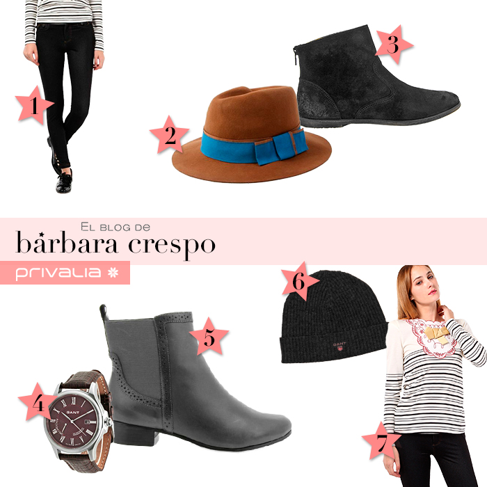 privalia barbara crespo wishlist xmas christmas outfit fashion clothes