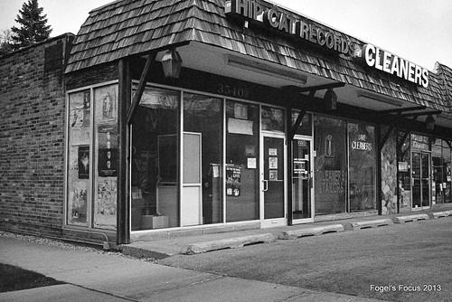 The Corner Store - if the corner store sold vinyl records