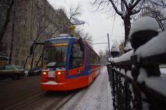 Moscow tram 71-631 4601 line A _20131208_100