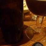 ベルギービール大好き!!ウェストフレテレン8Westvleteren 8 @BisCafe