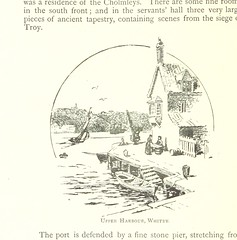 Image taken from page 262 of 'Handbook for Tourists in Yorkshire, and complete history of the county. With ... illustrations. [By W. W., i.e. W. Wheater.]'