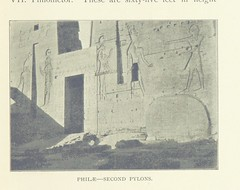 """British Library digitised image from page 251 of """"On the Nile with a Camera ... With 111 illustrations"""""""