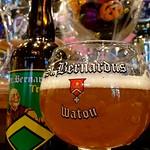 ベルギービール大好き!!セント・ベルナルデュス・トリプルSt Bernardus Tripel @セント・ベルナルデュス・トーキョー