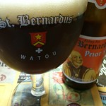 ベルギービール大好き!!セント・ベルナルデュス・プリオール・8St Bernardus Prior 8