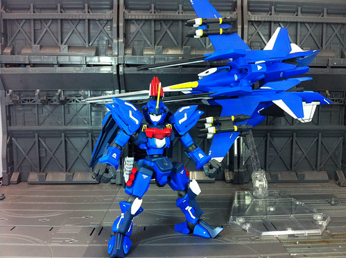 Custom LBX: Dot Blitz Gazer F-Ext  โดย bangbang04