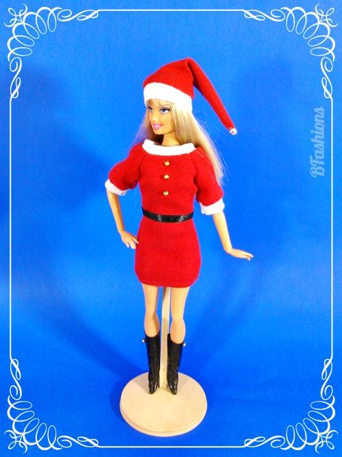 Mikołajowa sukienka