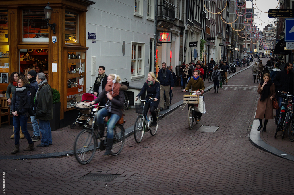 Amsterdam, December
