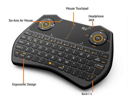 Rii Mini i28