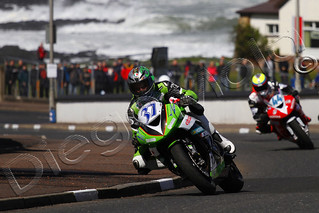James Hillier. North West 200 2013