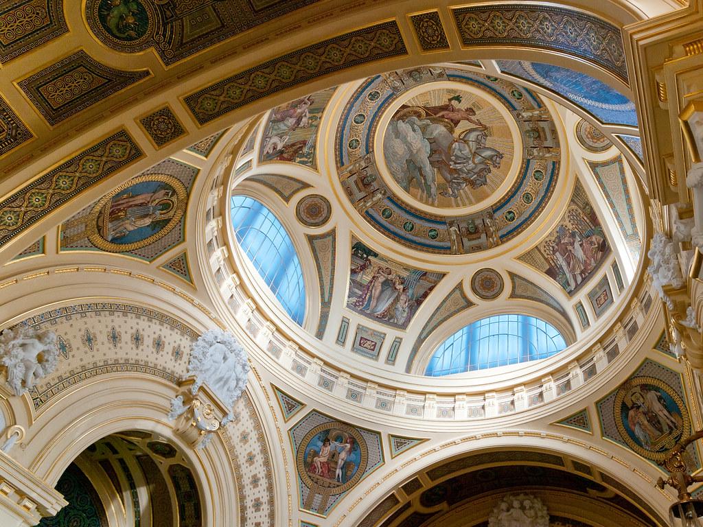 Gellert spa & bath Budapest (Hungary)