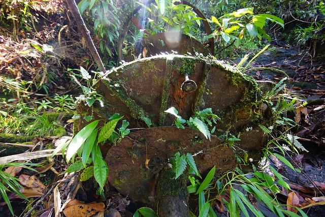 Räder beim Mesekelat-Wasserfall  DSC07782