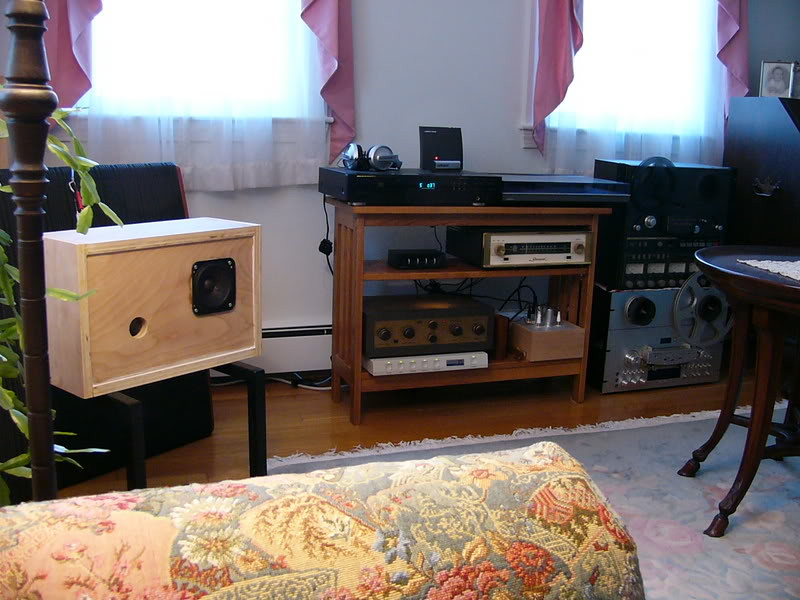 Wanting to dable in full range speakers | Audiokarma Home