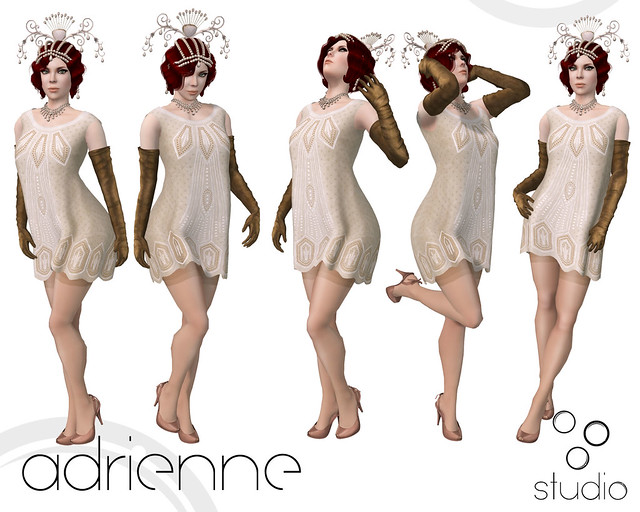 oOo adrienne_composite