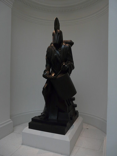 'Der Trommler' by Michael Sandle, Tate Britain