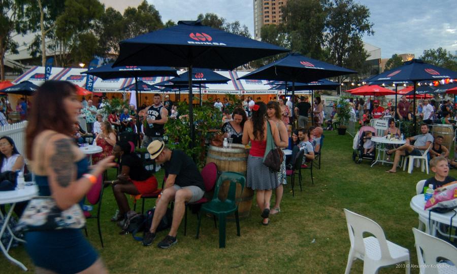 Happy New Year, Adelaide!