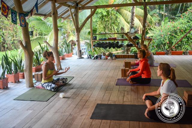 Om Yoga Puerto Viejo Costa Rica