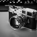 Leica M2 + Voigtlander Nokton 50 1.5 Aspherical in chromed brass by christianyves