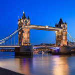 Tower Bridge - London (Blue Hour Version)