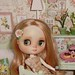 Lily enjoys sitting in her new room. This beautiful diorama is made by Nerea Pozo, thank you so much too :D by ☾* ☁ melo