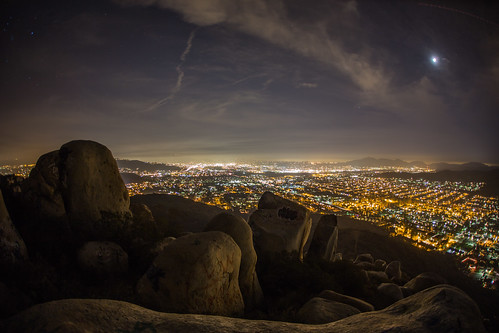 california mountain night rocks view unitedstates suburban boulders vista santee bluerock pwpartlycloudy