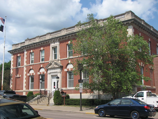 Post office, Chippewa Falls, WI
