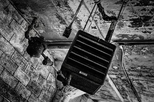 Alcatraz - Suspended Ventilation Unit