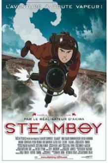 Steamboy - Cậu bé hơi nước