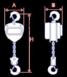 Chain Block Hoist Image