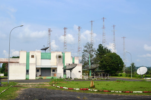 Moyabi radio station