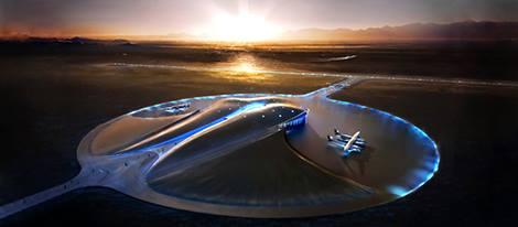 Cosmodrom a Nou Mèxic
