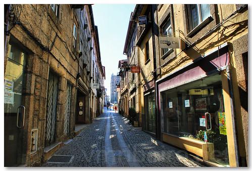 Rua Francisco de Passos by VRfoto