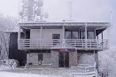 Foto per 32. Il rifugio sulla cima del Krim.