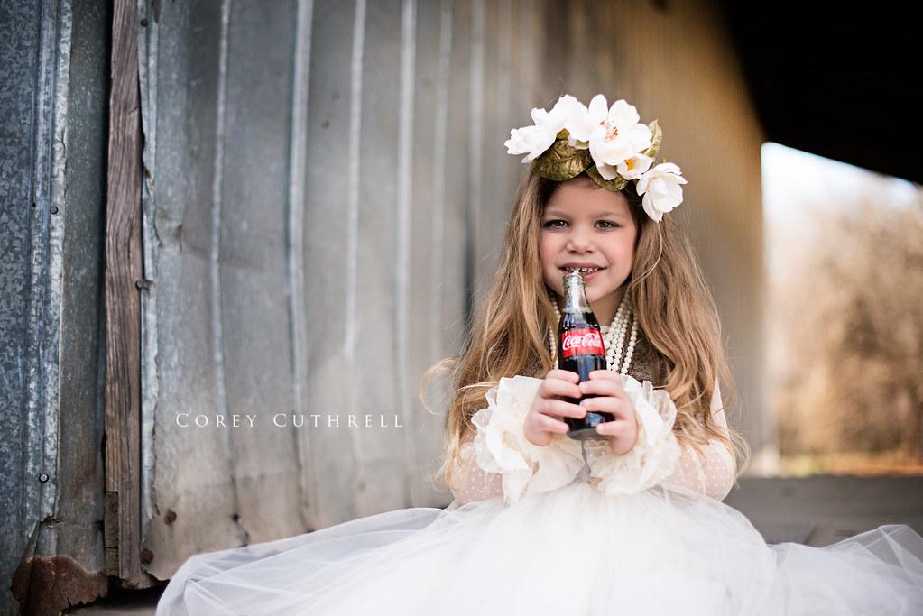 emma sit sip coke flickr