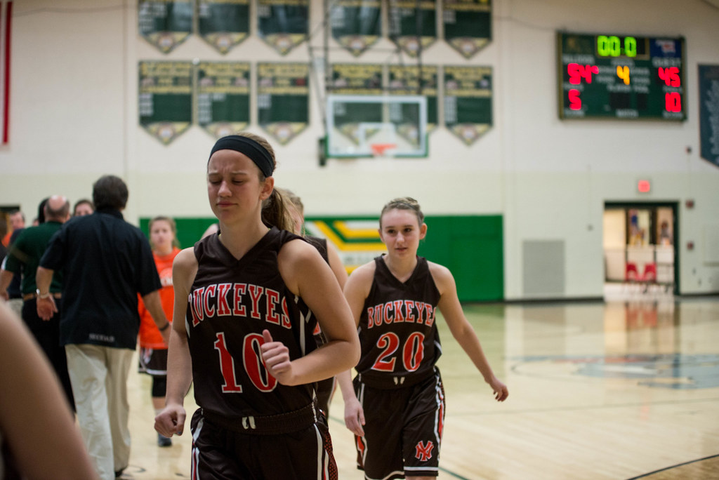Nelsonville-York at Athens GBB 1/23/14
