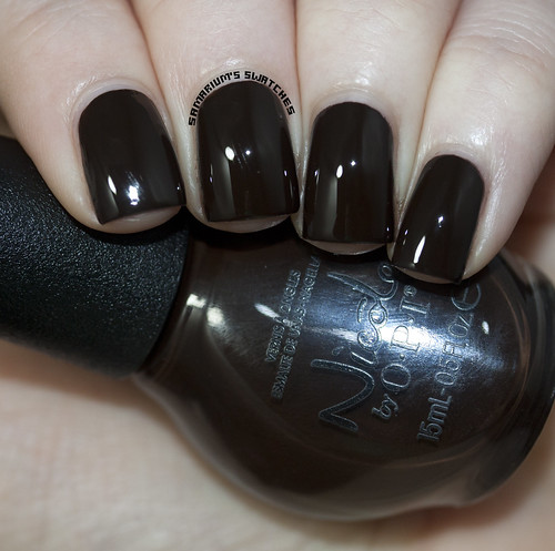 Nicole by OPI Promises in the Dark