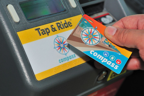 "Compass Card Tap & Ride (Downloaded from Shimona Carvalho's ""Tap to Play with NFC."") by busboy4"