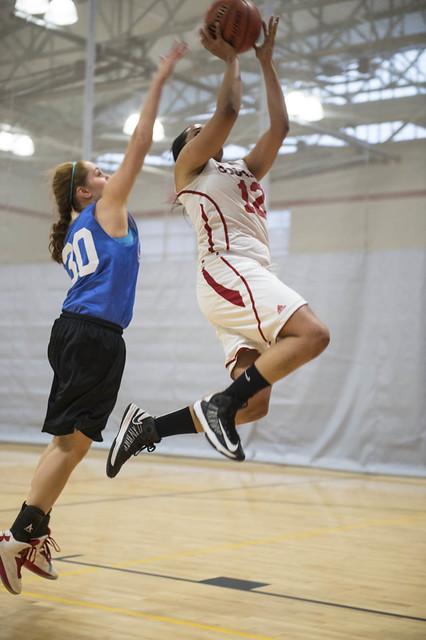 Women's Club Basketball | Spring 2014