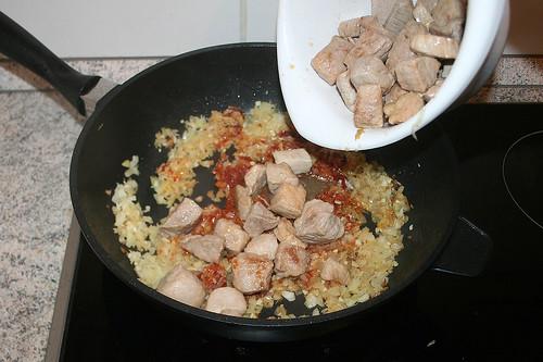 40 - Fleisch wieder dazu geben / Add meat