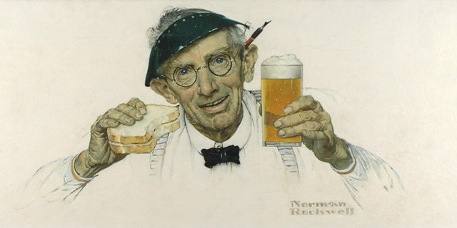 rockwell-beer-and-sandwich
