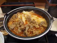 oyakodon(0.0), jjigae(1.0), noodle soup(1.0), kimchi jjigae(1.0), food(1.0), dish(1.0), soup(1.0), cuisine(1.0), nabemono(1.0),